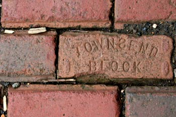 National Road Brick